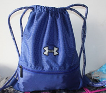 Free shipping!Waterproof Drawstring Bag/Sports Bag/Backpack/ Basketball/Travel Bag/Shoes Bag