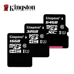 Kingston Memory Card Micro SD Cards TF Card 16GB 32GB 64GB 128GB Class 10 Mini SD Card Tarjeta Micro SD