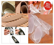 *Highly Recommended* Shoe Care Accessories-Foot Insole | Heel Shields  |Anti slip shoe pad