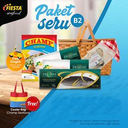 Fiesta Seafood - Paket Seru B2 (FREE SHIPPING JAKARTA)