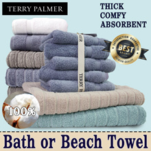 New Luxury Hotel towel Bath/Face Cotton Towels (Soft/Extra Thick/Fast Absorbent)