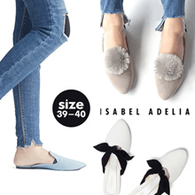 [Isabel Adelia] Chic Sandals You Should Have -- Size 37 - 40 -- Flat Price + Free Shipping