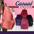 FREE SHIPPING*!CLEARANCE SALE!BEST QUALITY♡BRANDED CASUAL BACKPACK