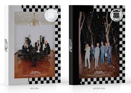 NCT DREAM - WE BOOM [WE+BOOM ver. SET] (3rd Mini Album) 2CD+2Photobook+Poster+Free Gift
