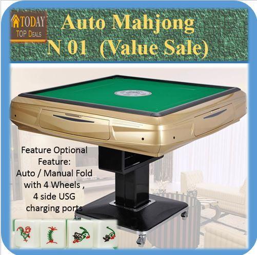 Strange Mahjongsg Mahjong Free 1 Year Warranty Automatic Mahjong Table With Animal And Flower Tile Download Free Architecture Designs Sospemadebymaigaardcom