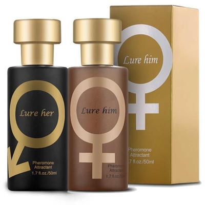 Feromon Connubial Cologne Man parfum semprot Pesona Pria dan Wanita Fashion luxury Pria semprot