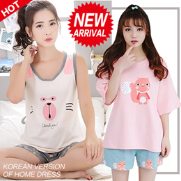 Special Offer /Buy 2 Free Shipping /Couple Pajamas/Top and bottom Set/COUPLES SLEEPWEAR/Nightdress