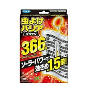 【現貨直發】Fumakilla 366日防蚊片 / 日本366日長效型防蚊掛片 / 驅蚊掛片