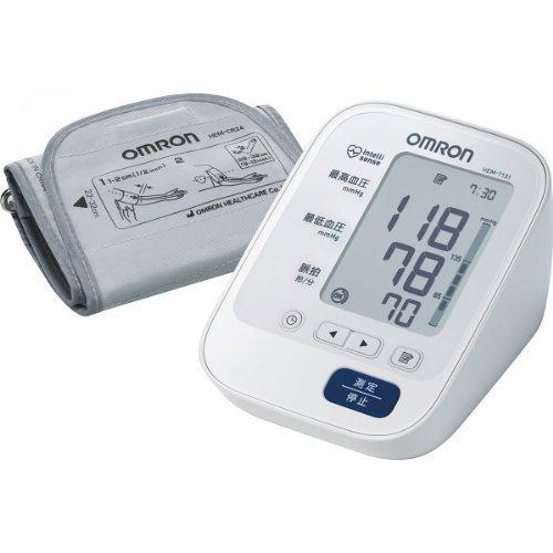 【日本直送】人氣爆款!歐姆龍血壓計HEM-7131(日版) / OMRON / 7131 /歐姆龍自動血壓計/免費送貨