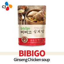 [CJ][Cheiljedang] Bibigo (800g*1pack) Ginseng Chicken Soup 삼계탕 - Easy Cooking Korean Food