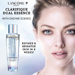 Lancome Clarifique Dual Essence  - Refined and Brighter Skin in 4 weeks! - SHICARA