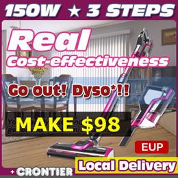 [MAKE $98]EUP VACUUM CLEANER★Your familys secondgeneration vacuum cleaner☆Dyso* /CRONTIER