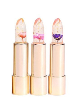 Kailijumei Flower Jelly Lipstick - Dream Purple (Dream Purple + Barbie Doll Powd