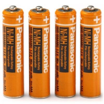 Qoo10 Hhr 55aaabu 12v 550mah Rechargeable Ni Mh Aaa Battery