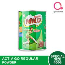 [NESTLÉ®] MILO ACTIV-GO Regular 400g (Special Mini Tin! Limited Quantity)