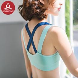 【Moving Peach】♥WHOLESALE♥SportS BRA♥Front zip sports bra /Wireless bra/Yoga bra/FZumba/Gym