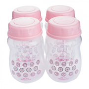*NEW* Wide Neck Breast Milk Storage Bottle (Fits Spectra M1 S2 S9 Philips Avent) BPA Free!