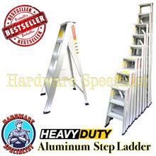 Goodman Aluminum Steps Ladder [3 - 10 Steps Available] [Max Load 150kg] [Heavy Duty]