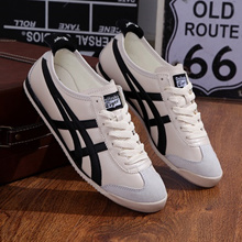 Tiger ONITSUKA Tiger and a pedal lazy Joker lover canvas shoes casual shoes men and women sport shoe