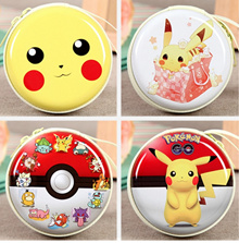 Lowest Price*Pokemon Earing Wire Holder*Cartoon Coin Purse*Cute Coin Pouch* Wallet Pouch