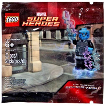 LEGO Marvel Super Heroes The Amazing Spider-Man 2 Electro Set #5002125 [Bagged]