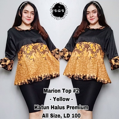 Blouse Marion Top #2
