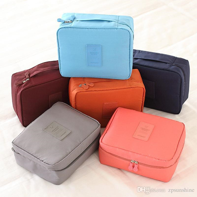 71f1bab41a61 NEW travel Make Up Cosmetic Bag Case Women Makeup Bag Hanging Toiletries  Travel Kit Jewelry Organize
