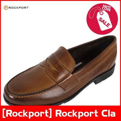 3b89df7d2b9  Rockport  Rockport Classic Penny Loafers Shoes Dark Brown M76444 Men Men  Men Sneakers