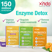 ✂ Bundle of 6✂ Probiotics 13 Strains (Orange / Yogurt / Tangerine) ✔Improve Digestion ✔Detox