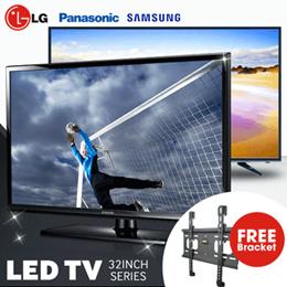 Promo Led 32 Inch Panasonic_Samsung_LG + Bracket Free Jabodetabek