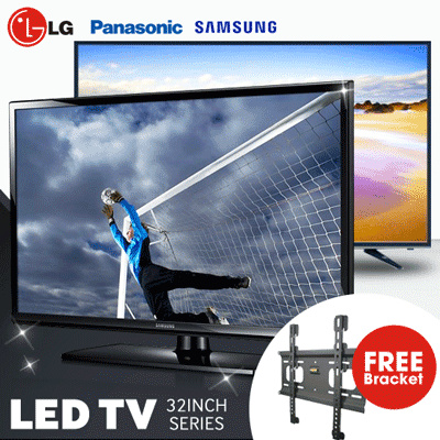 Promo Led 32 Inch Panasonic_Samsung_LG Deals for only Rp1.999.000 instead of Rp3.224.190