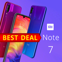 Xiaomi Redmi Note 7 / *4GB RAM + 64GB* or *6GB RAM+64GB* / 48MP + 12MP HDR / Local Seller Warranty