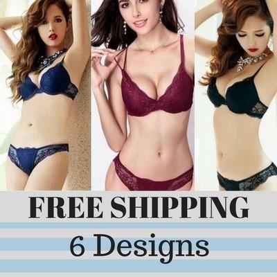f1a596442da2 V.Secret and L. Senza Bra Panties Set - 6 DESIGNS (CLEARANCE BELOW