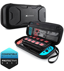 💖$1 Shop Coupon💖  Mumba Carrying Case for Nintendo Switch Deluxe Protective Travel Carry Case Pou