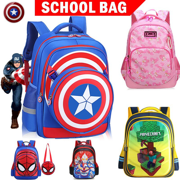 2018/ new Children Bag/Kids Backpack/School Bag/Toy Bag/CNY Gift/Birthday Present/Christmas Gift Deals for only S$39 instead of S$0