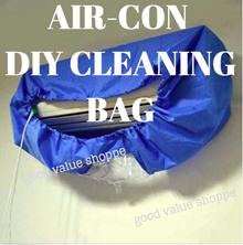 [SG] DIY Aircon Unit Cleaning Bag with Tube