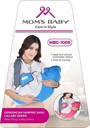 Gendongan Bayi Samping Moms Baby Lullaby Series