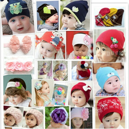 Price fr $2.80 BABY Beanies Caps/Hats/Headbands/Hair clips