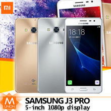 [RM475 After Coupon Applied] [MUNION] Samsung Galaxy J3 PRO | LTE  |5.0 Inch Mobile Phone | Smart Phone | Android LOLLIPOP OS | Dual SIM| Color :Gold Silver White  |Local Seller | Free Warranty