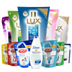 [FLASH OUT SALE] DOVE_LIFEBUOY_LUX BODY WASH / REXONA_DOVE ROLL ON/ FREE SHIP JAKARTA
