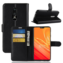 ONEPLUS 6 1+6 ONEPLUS 5T 1+5T casing flip cover pu leather casemultiple card slots