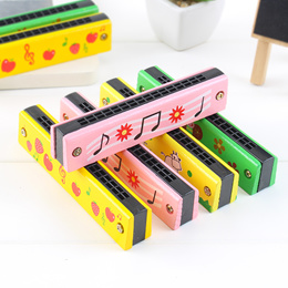 2/sets  Children harmonica playing musical instruments  beginners enlightenment practice oral organ