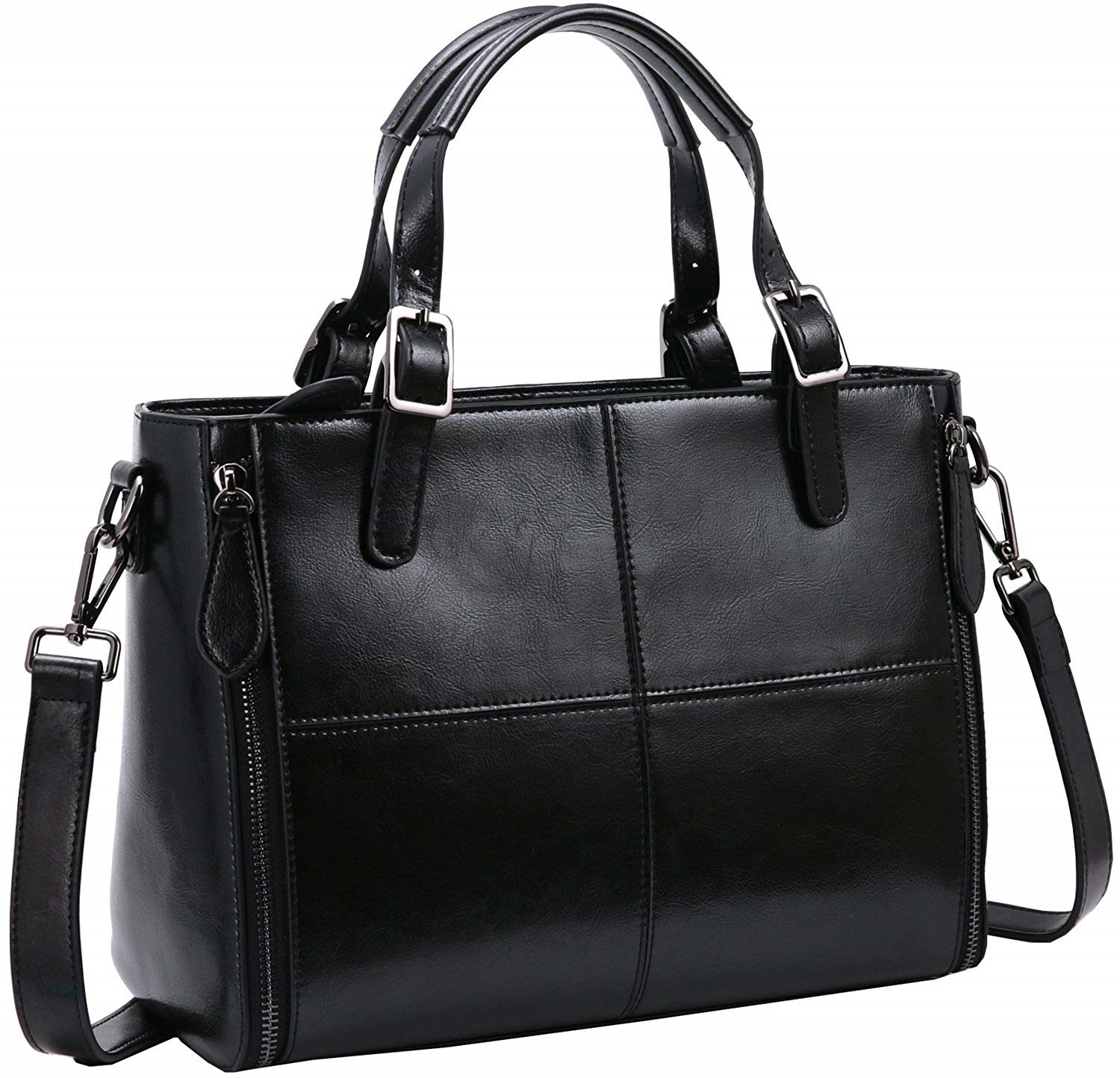 d41bb35add2 fit to viewer. prev next. HESHE On Clearance Big Sale Heshe Women's Fashion  New Top Tote Handle Shoulder Crossbody Bag Vintage