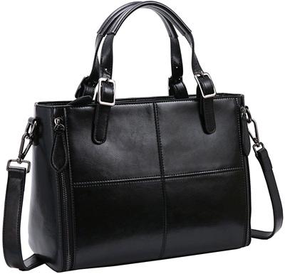 458d064a1f3 HESHE On Clearance Big Sale Heshe Women's Fashion New Top Tote Handle  Shoulder Crossbody Bag Vintage