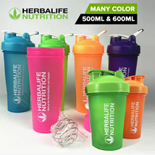 Bottle Shaker Herbalife 500ML And 600ML / HerbalLife Nutrition Mixer Cup H0133-1 And H65
