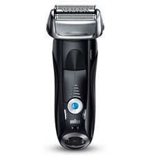 Braun Series 7 7840S electric shaver Reciprocating (straight) 4 heads 8-way moving Head lock LCD