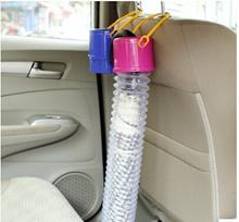 Car telescopic umbrella folding umbrella sleeve waterproof car storage barrels creative umbrella stand