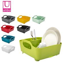 Ambra Umbra Tab Dish rack drainer rack drainer basket TUB DISH RACK kitchen kitchen dishware water surrounding 330590