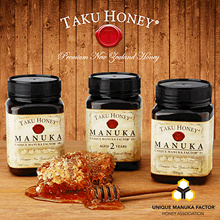 1 KG Manuka Honey UMF® 5+ 10+ 15+ 250g 500g Bestseller! Taku New Stocks New Zealand - Comvita MG MGO