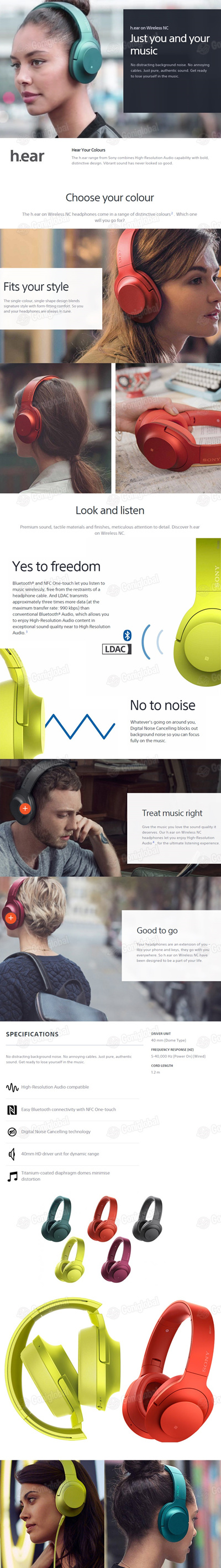 Qoo10 Sony Mdr100 Hear On Wireless Nc Onear Bluetooth Headphones W In Headset Mdr Ex750bt Viridian Blue Nfc Black Search Results Qranking Items Now Sale At